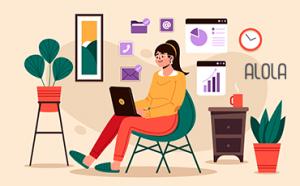 O impacto do COVID-19 nas empresas e no marketing digital - Alola Agência Marketing digital