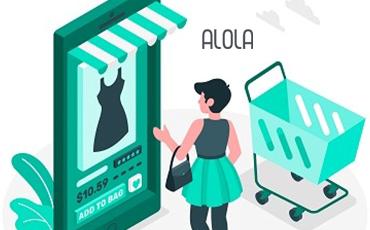 Comércio eletrónico e encontre novos clientes - Alola Agência Marketing digital